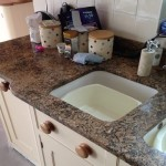 Quartz Countertops in Irby